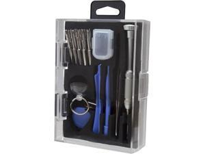 StarTech CTKRPR Cell Phone Repair Kit - with Case - Multipurpose - Computer Tool Kit - Electronics  Kit - PC Tool Kit