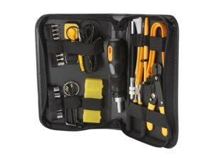 Syba SY-ACC65051 43 Piece PC Basic Maintenance Tool Kit with Chip Extractor and Wire Stripper