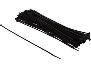 C2G 43039 100pk 11.5in Cable Ties - Black