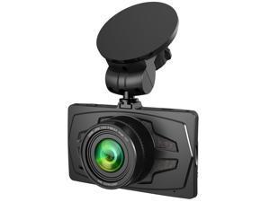 "Ampulla Pluto dash cam 2K Super HD 1296P 170° Wide Angle 3"" LCD Car Dashboard Camera with Parking Mode, Super Night Vision, ..."