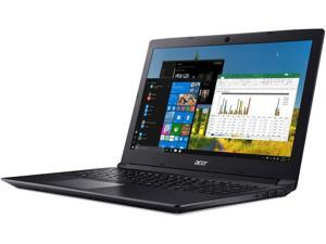 "Acer Aspire 3 A315 15.6"" HD Notebook, Intel Quad-Core i5-8250U Upto 3.4GHz, 4GB DDR4, 1TB HDD, 16GB Optane, Card Reader, HDMI, Wifi, Bluetooth, USB, Windows 10 Home 64Bit"