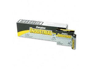 ENERGIZER Industrial 1.5V 2779mAh AA Alkaline Battery, 24-box