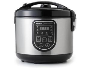 4cafdf996 Aroma ARC-988SB Professional 16 Cup Digital Rice Cooker