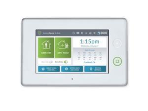 2GIG Technologies GC3-345 7 in. Wireless Security-Control Panel, White