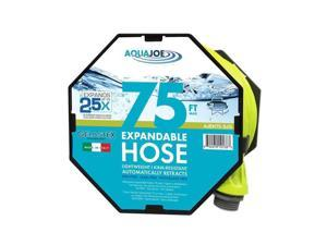 Sun Joe AJEH75-SJG Expandable Lightweight Kink-Free Hose | 75-Foot