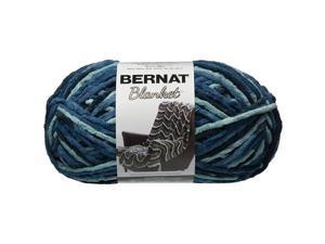 Spinrite 161110-10736 Baby Blanket Yarn - Teal Dreams