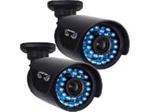 Night Owl WNVR201-44P-B 4 Channel & Cameras 1TB 2-Way Audio Wireless Night Vision System