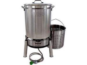Bayou Classic KDS-160 60 qt Stainless Boil Steam Kit
