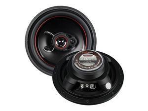 "pair 150 WATT PP CONE AUDIOPIPE CSL4602R  Redline Speaker 4X6/"" 2-WAY"