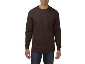 219088ee849e Dickies WL450CB L Mens Long Sleeve Heavyweight Crew Neck T-Shirt ...