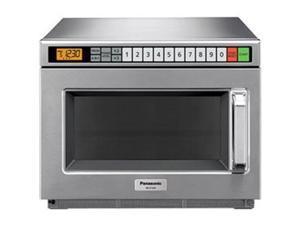 Panasonic NE-21523 Commercial Microwave Oven, 0.8 Cu. ft. - 2100W
