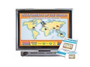 Daydream Education DD-MU-5-21 Instruments Of The World Interactive Software, Single User