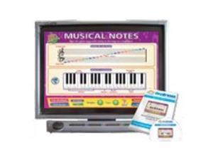 Daydream Education DD-MU-5-10 Musical Notes Interactive Software , Single User