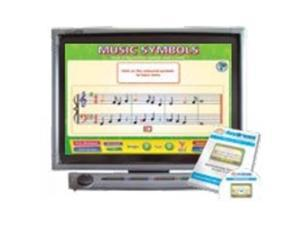 Daydream Education DD-MU-5-09 Musical Symbols Interactive Software, Single User