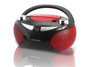 MAGNAVOX CD Boombox with Bluetooth MD6949