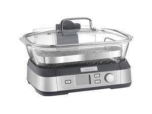 Conair 1Y6604 Digital Glass Food Steamer Cook Fresh