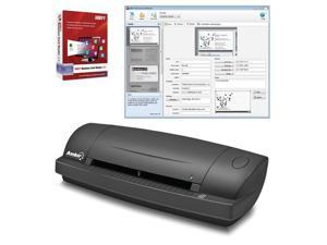 Mobile business scanners and card readers newegg ambir ds687 bcr duplex a6 id card scanner reheart Gallery