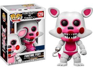 Funko Pop! Five Nights at Freddy's: Sister Location Funtime Foxy Exclusive