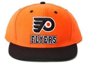 Reebok NHL Philadelphia Flyers Two Tone Orange and Black Snapback Hat d6d9cd3cc4ad