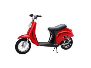 Razor Pocket Mod Miniature Electric Scooter, Red