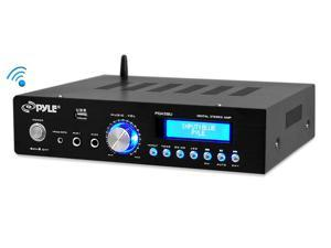 Pyle PDA5BU 200W Am/fm Aux/usb/sd Home Stereo Amplifier Bluetooth Remote