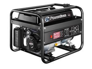 30667 3,500 Watt Gas Powered Portable Generator with Briggs & Stratton Engine