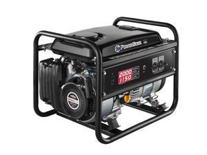 Powerboss 30665 1,150 Watt Gas Powered Portable Generator with Briggs & Stratton Engine