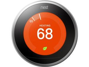Nest Programmable Learning Thermostat, 3rd Generation