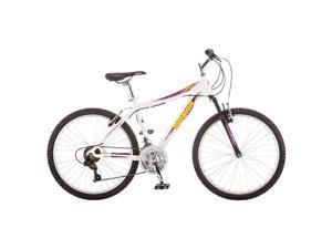 Mongoose Boys 13-Inch Mech Mountain Bike, White