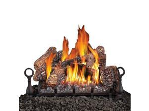 Napoleon Fiberglow 30-Inch Vented Logs for Natural Gas Fireplace