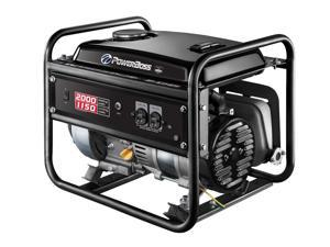 Powerboss 30665 1,150 Watt Gas Powered Portable Generator with Briggs & Stratton Engine