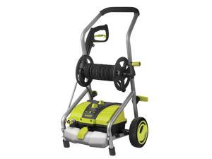 Sun Joe 2030 PSI 1.76 GPM 14.5A Electric Pressure Washer w/ Hose Reel | SPX4001