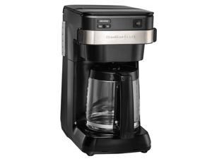 Hamilton Beach 1 to 12 Cup or Single Serve Programmable Easy Access Coffee Maker