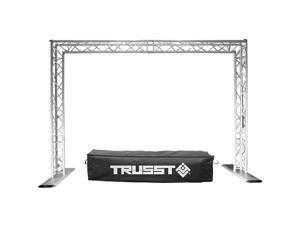 Chauvet Trusst QT-GOAL POST KIT Mobile DJ Portable Lighting Truss System w/ Case