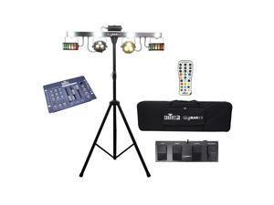 Chauvet DJ GigBAR 2 Light System + Chauvet DJ Obey3 DMX-512 RGB Light Controller