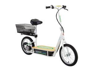 Razor EcoSmart Metro Electric Economical Green Scooter with Seat