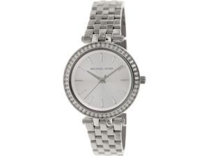 ddb9f5847b1 Michael Kors Mini Darci Stainless Steel Ladies Watch MK3364