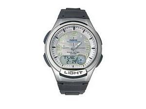 Casio Casual Sports Ana-Digi Mens watch #AQ180W-7BV