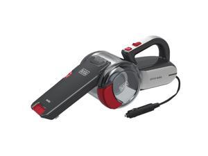 Black and Decker BDH1200PVAV 12-Volt Cyclonic Action Pivot Automotive Vacuum