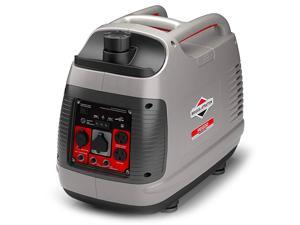 1700W Gas Portable Inverter Generator 120VAC Recoil BRIGGS & STRATTON 30651