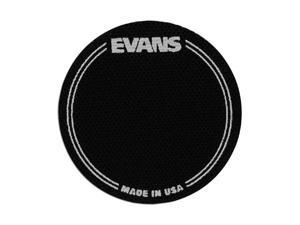 Evans EQ Patch - Black Nylon for Single Pedal