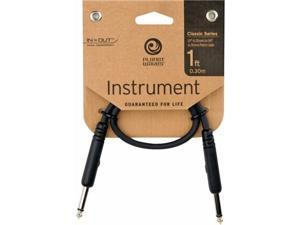 Planet Waves Classic Series 1' Patch Cable