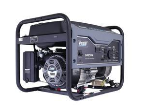 Pulsar Products 4650W Peak 3600W Rated Portable Gas-Powered Generator - Space Gray G465GN