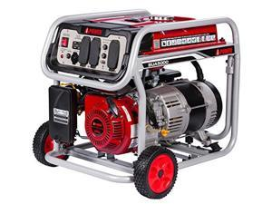A-ipower 5000-Watt Portable Gasoline Generator with Manual Start (50 states) SUA5000C