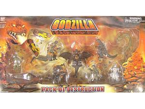 NECA Scalers 2 Characters Wave 3 Godzilla Figure 14526
