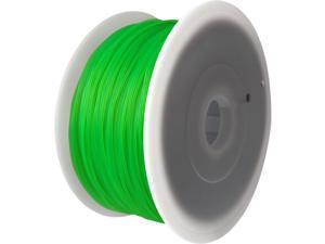 FlashForge 3D-FFG-PLAGR PLA Filament, 1.75mm, Green