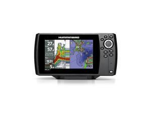 Humminbird Helix 7 Chirp Sonar/Gps G2 Combo  Basemap = Yes ; Card Format = Micro Sd ; Cartograp