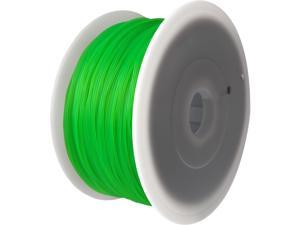 Flashforge 3D-FFG-ABSGR ABS Filament, 1.75mm, Green