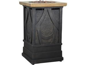 Bond Chimenea Outdoor Fireplaces Newegg Com