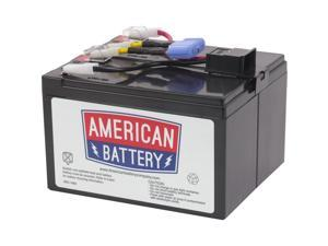 AMERICAN BATTERY RBC48 RBC48 REPLACEMENT BATTERY PK